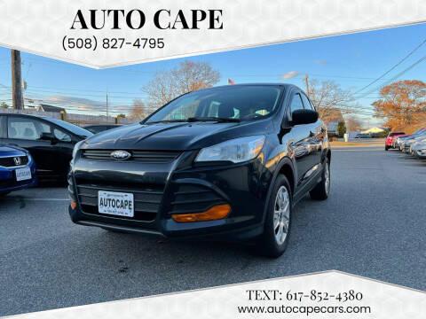 2013 Ford Escape for sale at Auto Cape in Hyannis MA