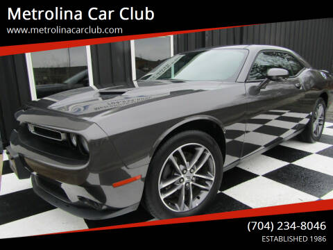 2019 Dodge Challenger for sale at Metrolina Car Club in Matthews NC
