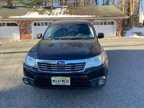 2009 Subaru Forester for sale at Beaver Lake Auto in Franklin NJ