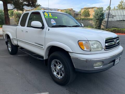2002 Toyota Tundra for sale at Select Auto Wholesales in Glendora CA