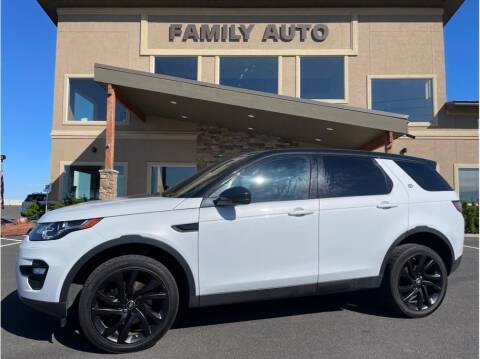 2015 Land Rover Discovery Sport for sale at Moses Lake Family Auto Center in Moses Lake WA