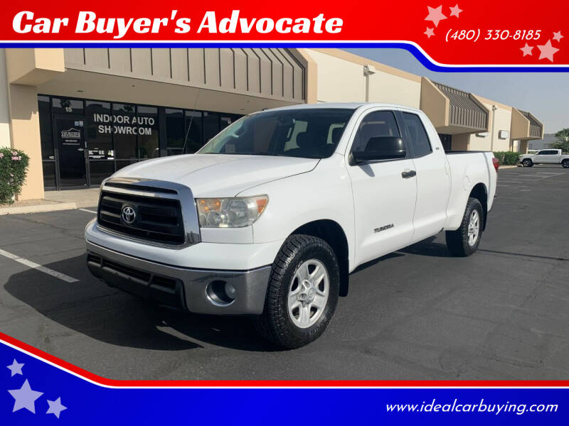 2011 Toyota Tundra for sale at Car Buyer's Advocate in Phoenix AZ