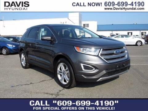 2018 Ford Edge for sale at Davis Hyundai in Ewing NJ