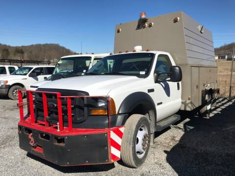 2006 Ford F-450 Super Duty for sale at Trucksmart Isuzu in Morrisville PA