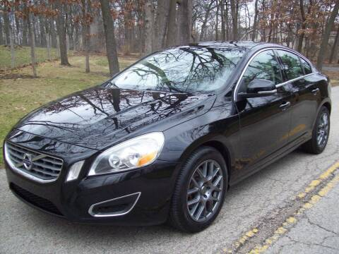 2013 Volvo S60 for sale at Edgewater of Mundelein Inc in Wauconda IL