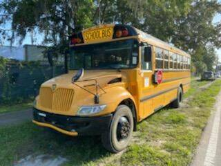 2010 IC Bus CE Series for sale at Orange Truck Sales in Orlando FL