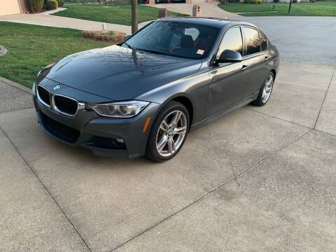 2015 BMW 3 Series for sale at Eddie's Auto Sales in Jeffersonville IN