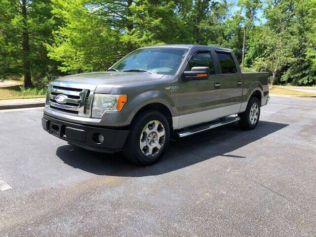 2009 Ford F-150 for sale at Lowcountry Auto Sales in Charleston SC