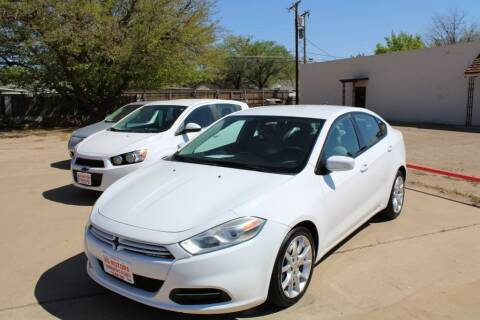 2013 Dodge Dart for sale at KD Motors in Lubbock TX