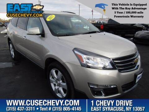 2017 Chevrolet Traverse for sale at East Syracuse Performance Sales & Service in Syracuse NY