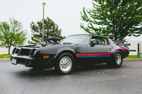 1976 Pontiac Trans Am for sale at Classic Car Deals in Cadillac MI