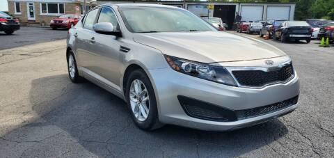 2011 Kia Optima for sale at Wyss Auto in Oak Creek WI