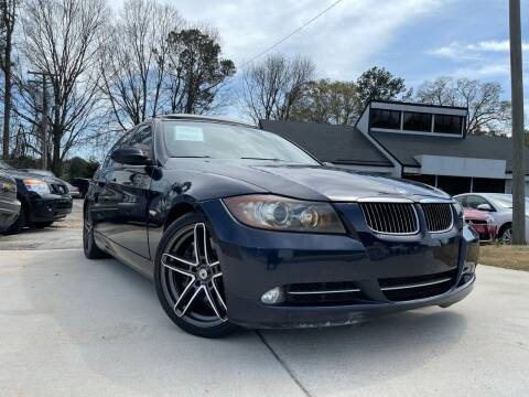 2007 BMW 3 Series for sale at Alpha Car Land LLC in Snellville GA