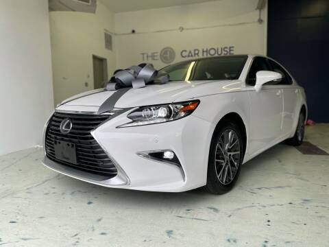 2018 Lexus ES 350 for sale at The Car House of Garfield in Garfield NJ