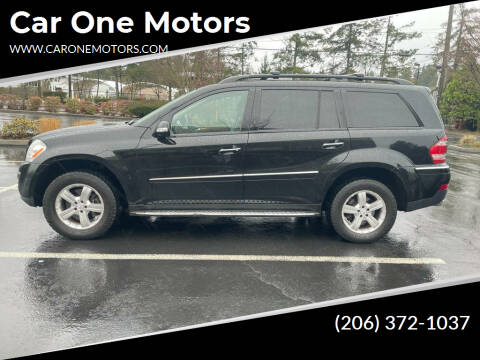 2007 Mercedes-Benz GL-Class for sale at Car One Motors in Seattle WA