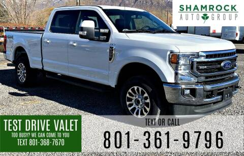 2020 Ford F-250 Super Duty for sale at Shamrock Group LLC #1 in Pleasant Grove UT