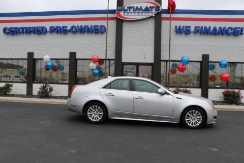 2013 Cadillac CTS for sale at Ultimate Auto Deals DBA Hernandez Auto Connection in Fort Wayne IN