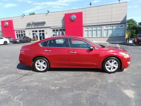2013 Nissan Altima for sale at Jeff D'Ambrosio Auto Group in Downingtown PA