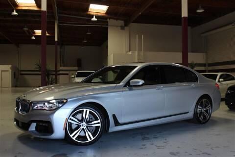 2018 BMW 7 Series for sale at SELECT MOTORS in San Mateo CA