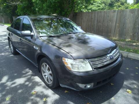 2008 Ford Taurus for sale at Low Price Auto Sales LLC in Palm Harbor FL