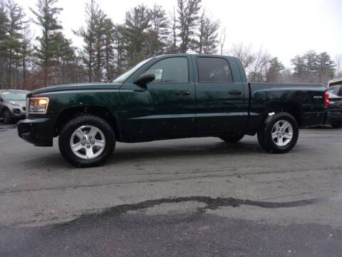 2011 RAM Dakota for sale at Mark's Discount Truck & Auto Sales in Londonderry NH