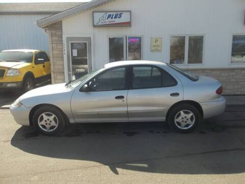 2005 Chevrolet Cavalier for sale at A Plus Auto Sales/ - A Plus Auto Sales in Sioux Falls SD