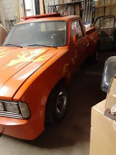 1979 Toyota Pickup for sale in Cadillac, MI