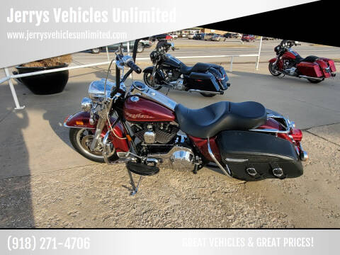 2002 Harley  Roadking  for sale at Jerrys Vehicles Unlimited in Okemah OK