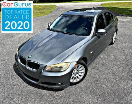 2009 BMW 3 Series for sale at Brothers Auto Sales of Conway in Conway SC