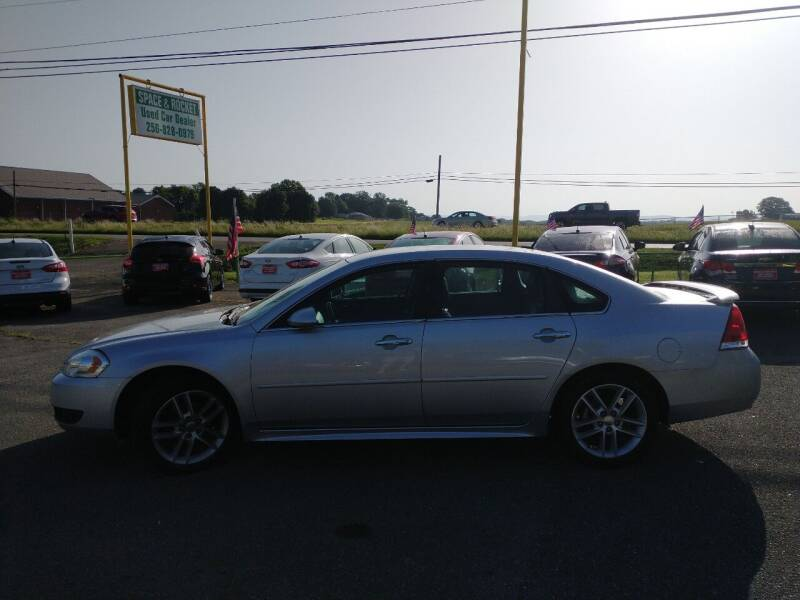 2014 Chevrolet Impala Limited for sale at Space & Rocket Auto Sales in Meridianville AL