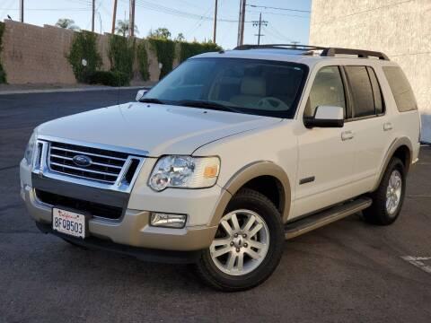 2008 Ford Explorer for sale at Gold Coast Motors in Lemon Grove CA