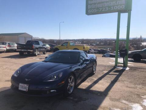 2006 Chevrolet Corvette for sale at Independent Auto in Belle Fourche SD