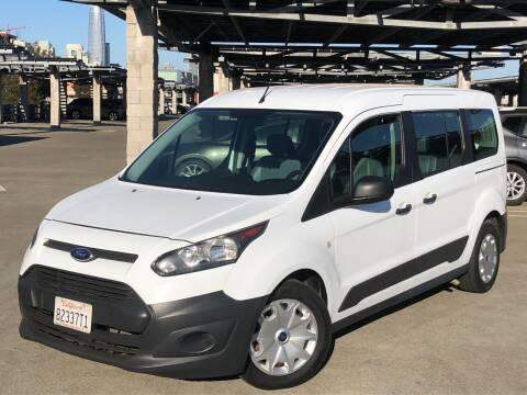 2015 Ford Transit Connect Wagon for sale at CITY MOTOR SALES in San Francisco CA