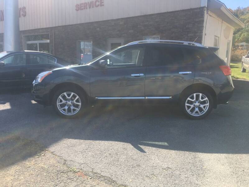 2012 Nissan Rogue for sale at K B Motors in Clearfield PA