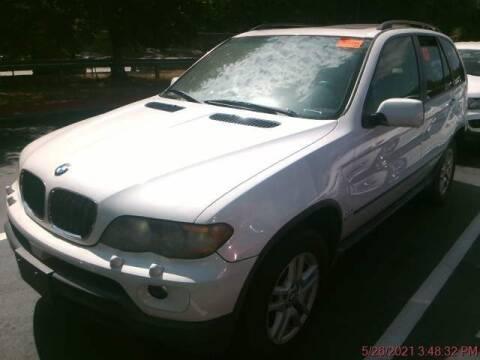 2005 BMW X5 for sale at DREWS AUTO SALES INTERNATIONAL BROKERAGE in Atlanta GA