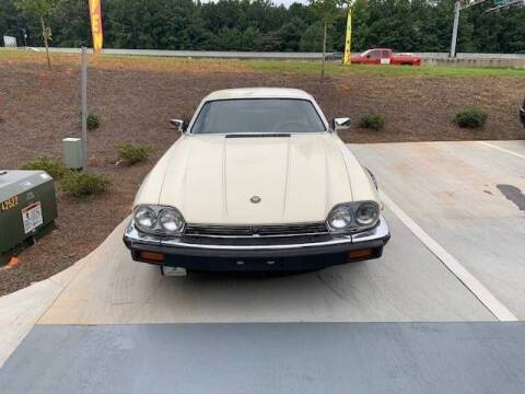 1987 Jaguar XJS for sale at Classic Car Deals in Cadillac MI