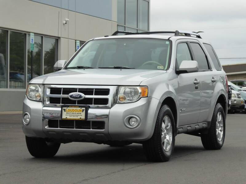 2009 Ford Escape Hybrid for sale at Loudoun Motor Cars in Chantilly VA