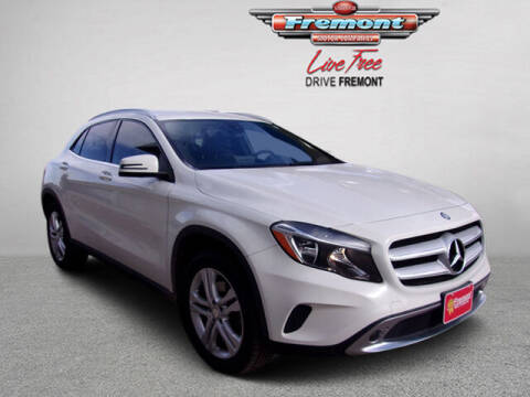 2017 Mercedes-Benz GLA for sale at Rocky Mountain Commercial Trucks in Casper WY