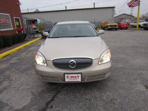 2008 Buick Lucerne for sale at X Way Auto Sales Inc in Gary IN