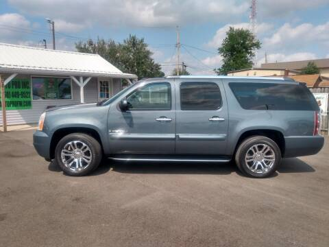 2008 GMC Yukon XL for sale at Auto Pro Inc in Fort Wayne IN