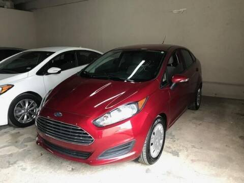 2016 Ford Fiesta for sale at Reliable Auto Sales in Plano TX