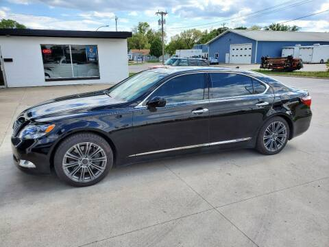 2008 Lexus LS 600h L for sale at GOOD NEWS AUTO SALES in Fargo ND