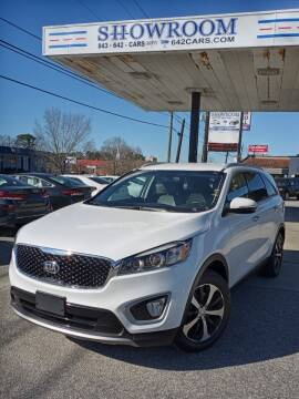 2017 Kia Sorento for sale at Showroom Auto Sales of Charleston in Charleston SC