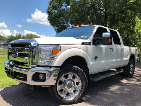 2015 Ford F-250 Super Duty for sale at Powerhouse Automotive in Tampa FL