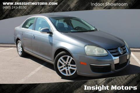 2006 Volkswagen Jetta for sale at Insight Motors in Tempe AZ