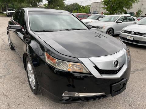 2010 Acura TL for sale at PRESTIGE AUTOPLEX LLC in Austin TX
