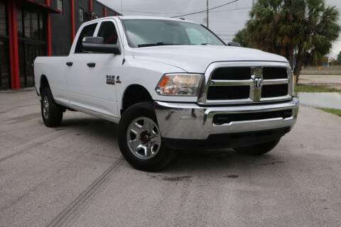 2015 RAM Ram Pickup 2500 for sale at Ven-Usa Autosales Inc in Miami FL