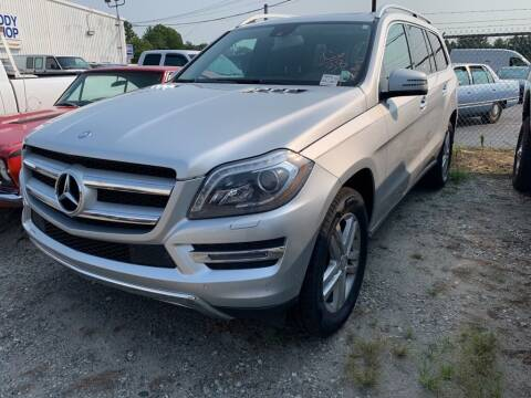2015 Mercedes-Benz GL-Class for sale at Smart Chevrolet in Madison NC
