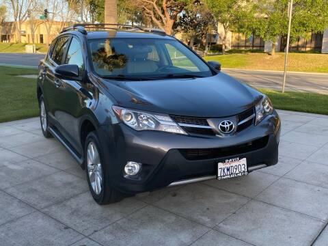2015 Toyota RAV4 for sale at Top Motors in San Jose CA