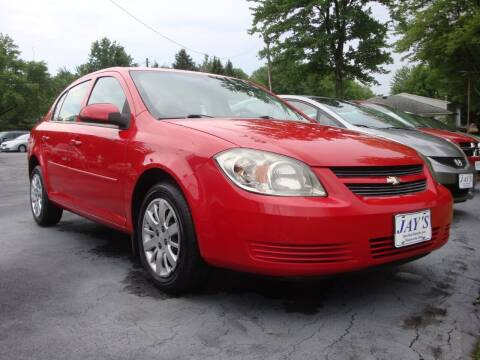2010 Chevrolet Cobalt for sale at Jay's Auto Sales Inc in Wadsworth OH